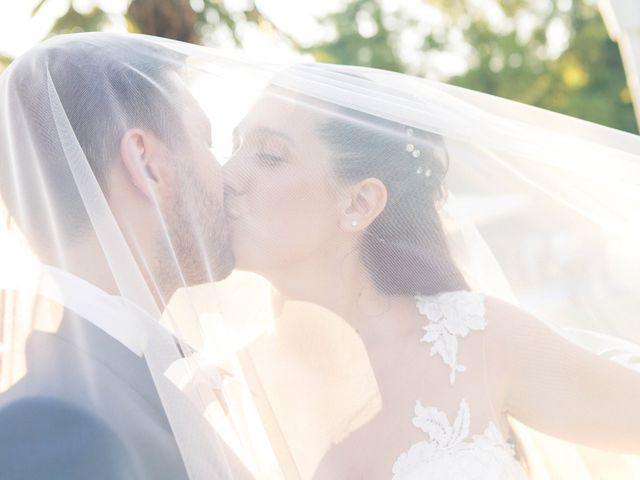 Il matrimonio di Fabrizio e Kristina a Monvalle, Varese 47
