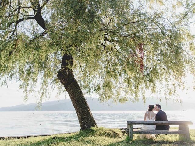 Il matrimonio di Fabrizio e Kristina a Monvalle, Varese 55