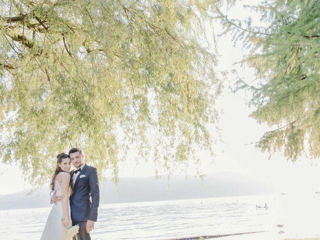 Il matrimonio di Fabrizio e Kristina a Monvalle, Varese 58