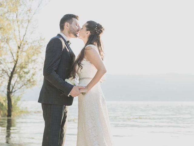 Il matrimonio di Fabrizio e Kristina a Monvalle, Varese 60