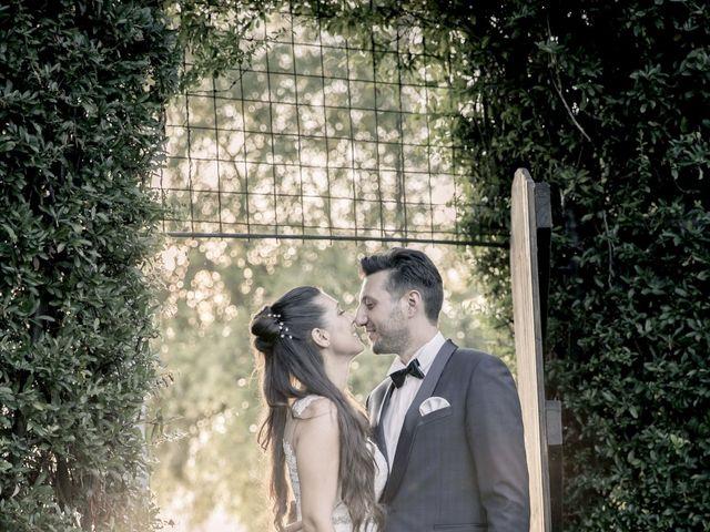 Il matrimonio di Fabrizio e Kristina a Monvalle, Varese 63