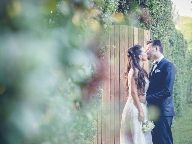 Il matrimonio di Fabrizio e Kristina a Monvalle, Varese 64