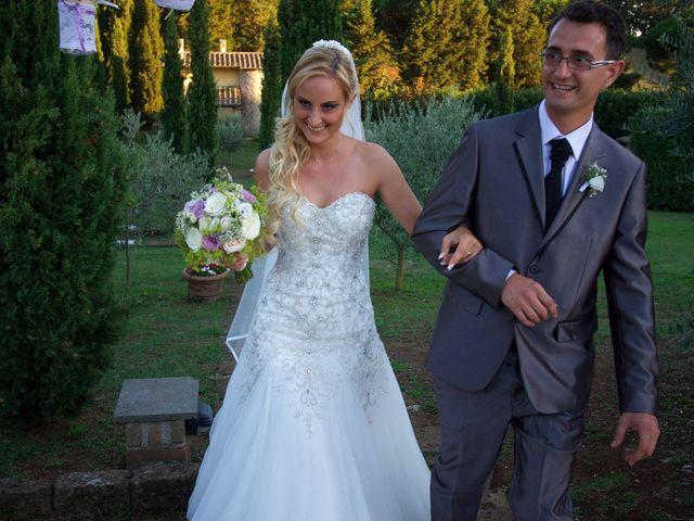 le nozze di Giorgio e Federica