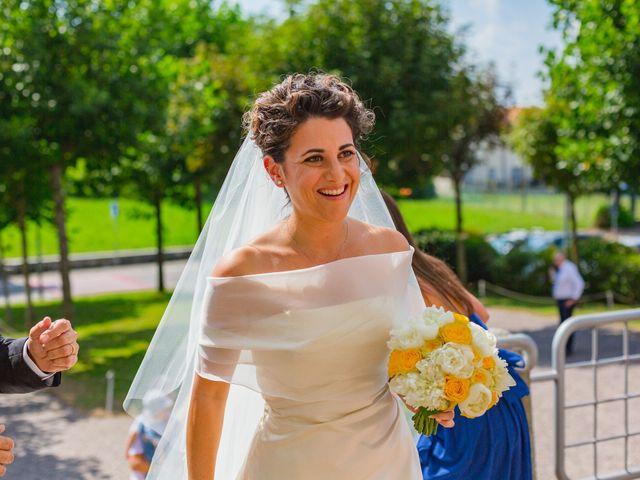 Il matrimonio di Paolo e Silvia a Gironico, Como 6