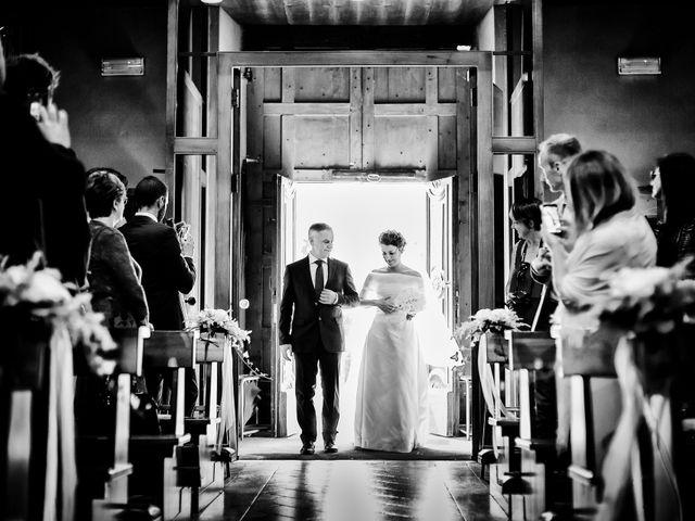 Il matrimonio di Paolo e Silvia a Gironico, Como 7