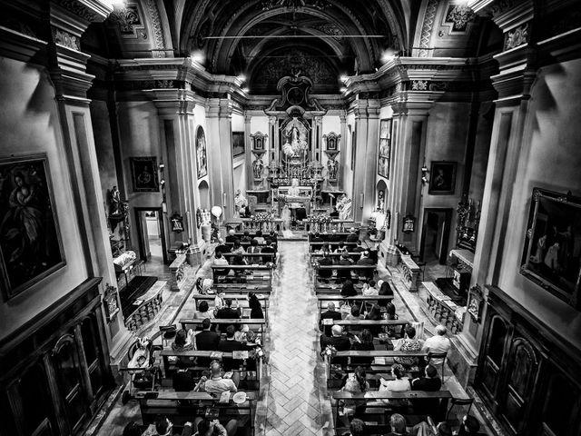 Il matrimonio di Paolo e Silvia a Gironico, Como 8