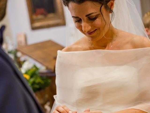 Il matrimonio di Paolo e Silvia a Gironico, Como 9