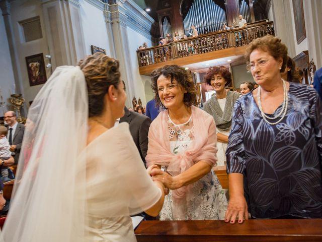 Il matrimonio di Paolo e Silvia a Gironico, Como 12