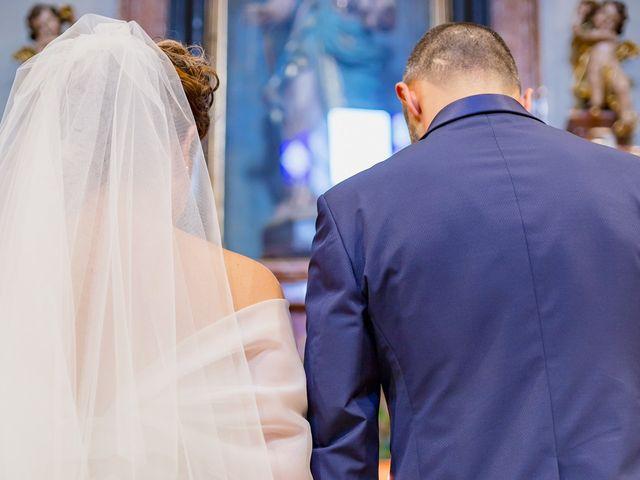Il matrimonio di Paolo e Silvia a Gironico, Como 14