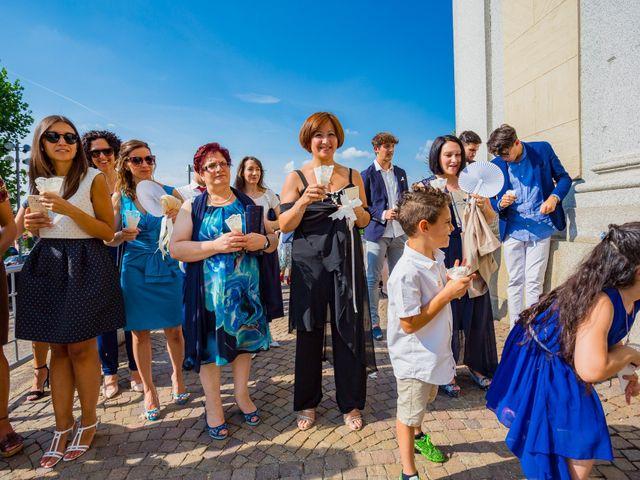 Il matrimonio di Paolo e Silvia a Gironico, Como 16