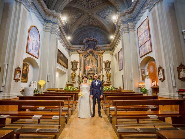 Il matrimonio di Paolo e Silvia a Gironico, Como 17