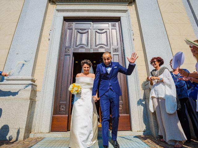 Il matrimonio di Paolo e Silvia a Gironico, Como 18
