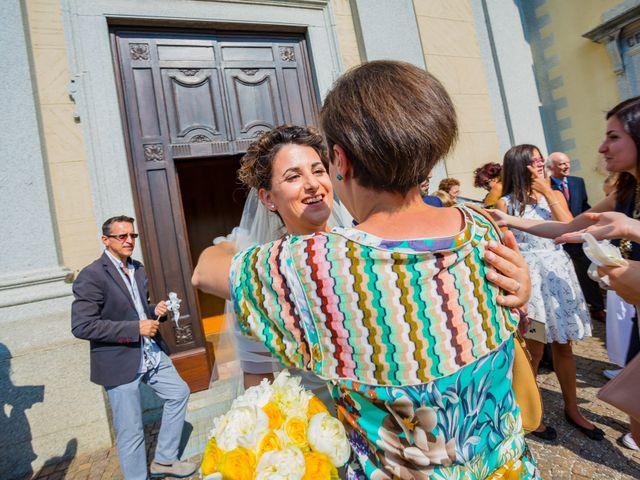 Il matrimonio di Paolo e Silvia a Gironico, Como 20