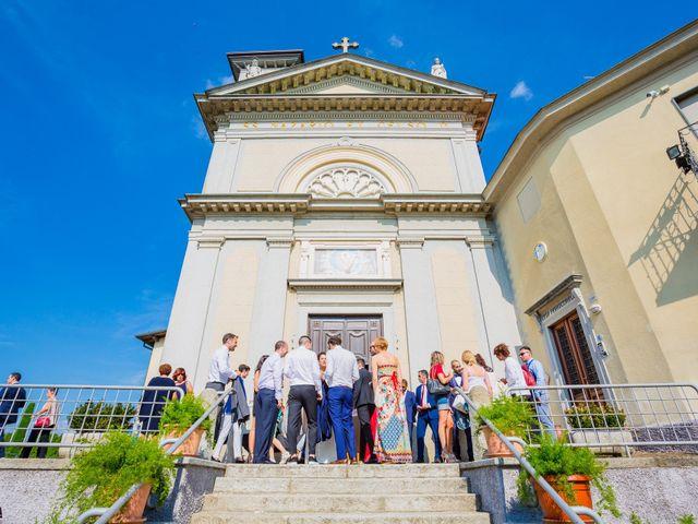 Il matrimonio di Paolo e Silvia a Gironico, Como 24