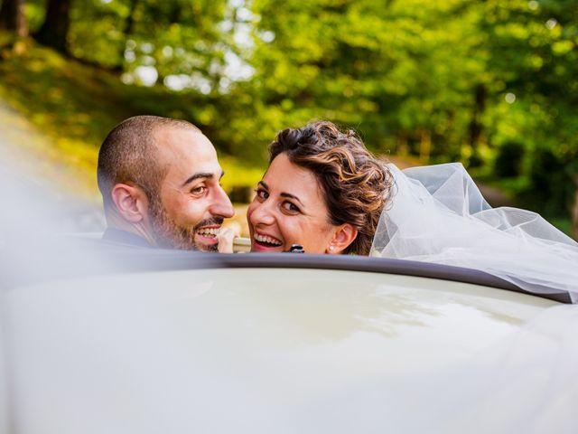 Il matrimonio di Paolo e Silvia a Gironico, Como 33