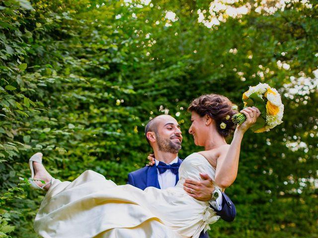 Il matrimonio di Paolo e Silvia a Gironico, Como 37