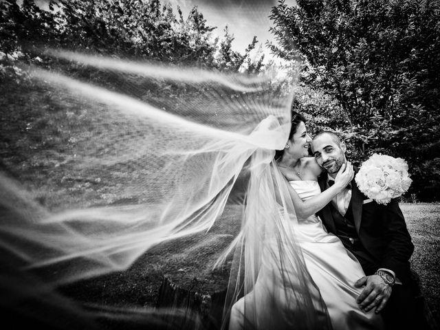 Il matrimonio di Paolo e Silvia a Gironico, Como 38