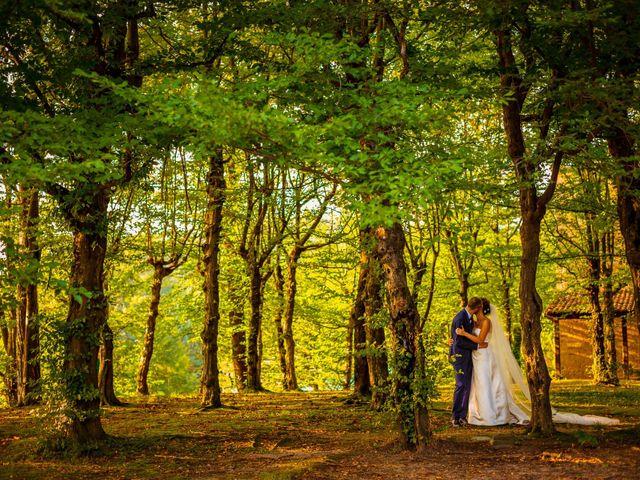 Il matrimonio di Paolo e Silvia a Gironico, Como 41
