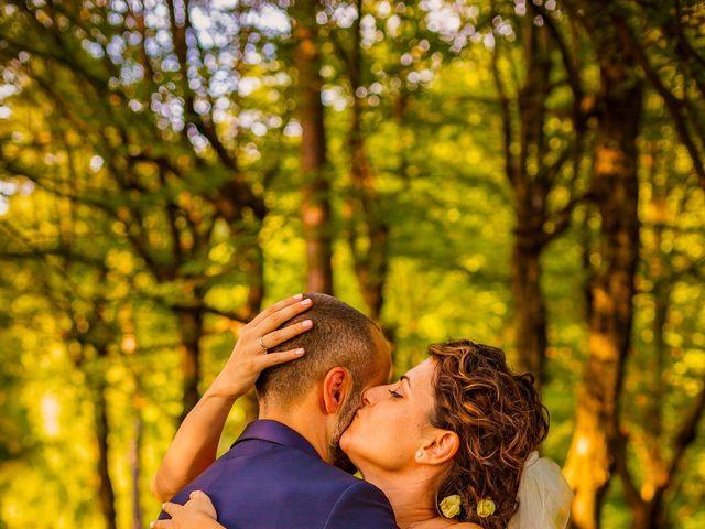 Il matrimonio di Paolo e Silvia a Gironico, Como 42