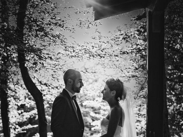 Il matrimonio di Paolo e Silvia a Gironico, Como 43