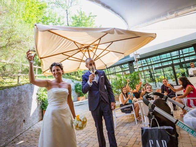 Il matrimonio di Paolo e Silvia a Gironico, Como 44