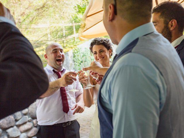 Il matrimonio di Paolo e Silvia a Gironico, Como 45