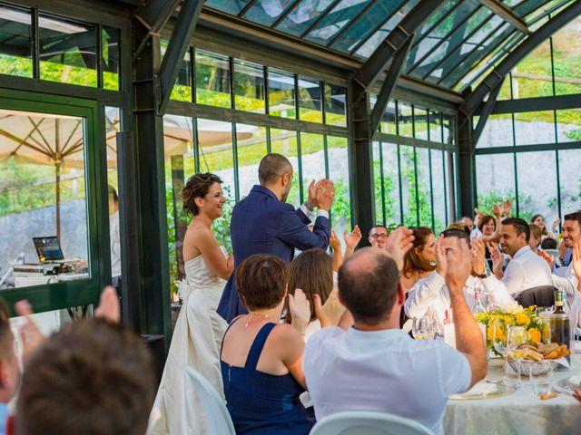 Il matrimonio di Paolo e Silvia a Gironico, Como 46