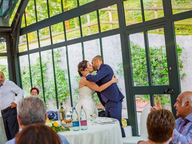 Il matrimonio di Paolo e Silvia a Gironico, Como 47