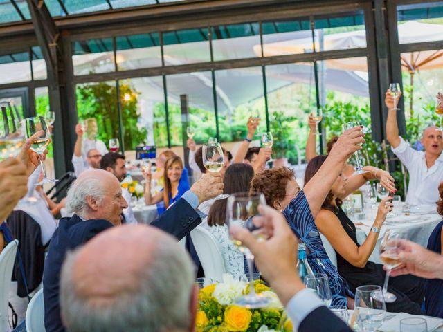 Il matrimonio di Paolo e Silvia a Gironico, Como 48