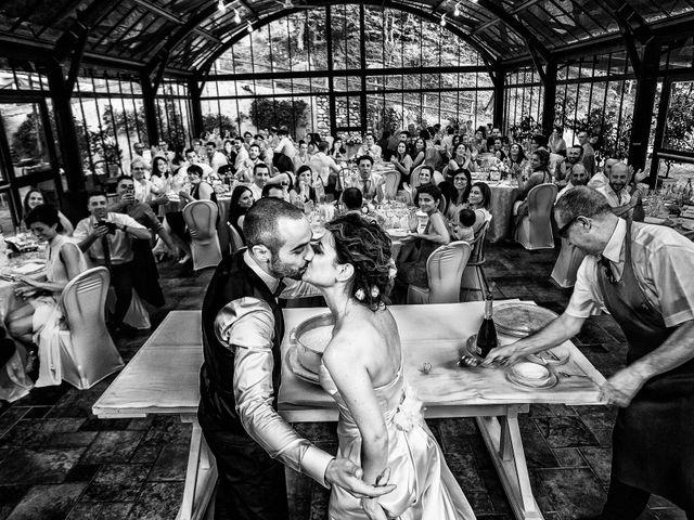 Il matrimonio di Paolo e Silvia a Gironico, Como 52