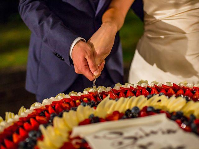 Il matrimonio di Paolo e Silvia a Gironico, Como 81