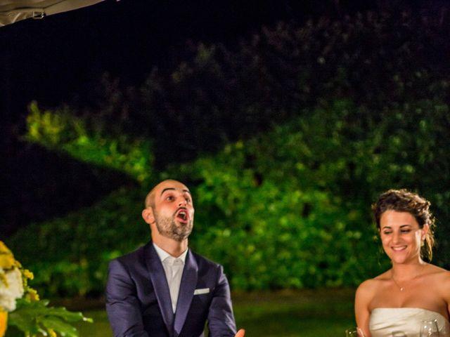Il matrimonio di Paolo e Silvia a Gironico, Como 82