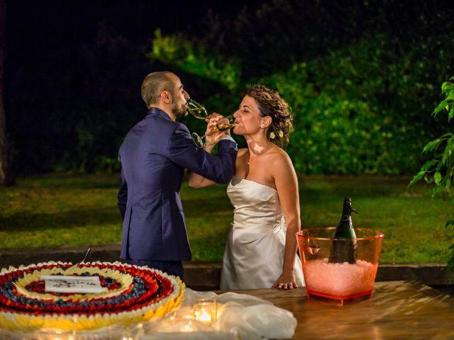 Il matrimonio di Paolo e Silvia a Gironico, Como 83