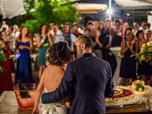 Il matrimonio di Paolo e Silvia a Gironico, Como 85