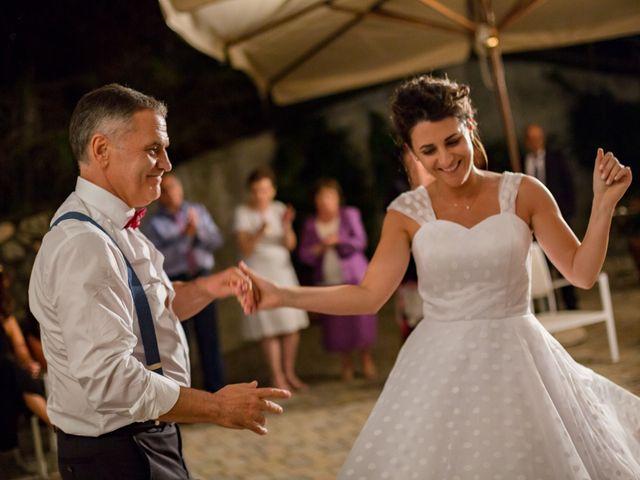 Il matrimonio di Paolo e Silvia a Gironico, Como 86