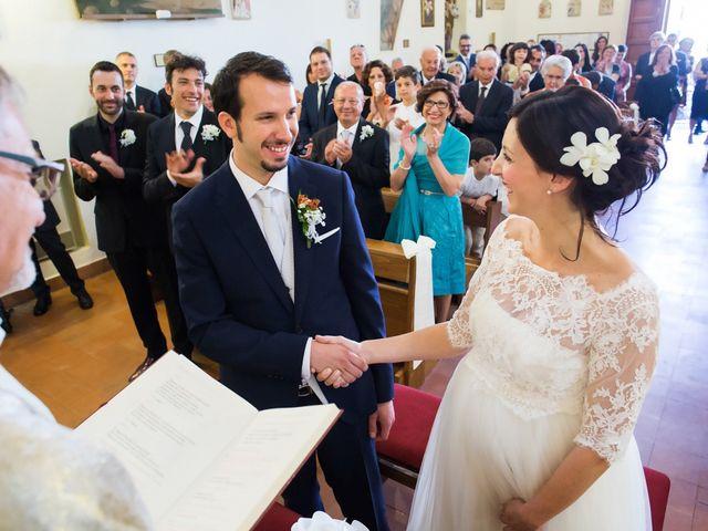 Il matrimonio di Luca e Chiara a Grosseto, Grosseto 17