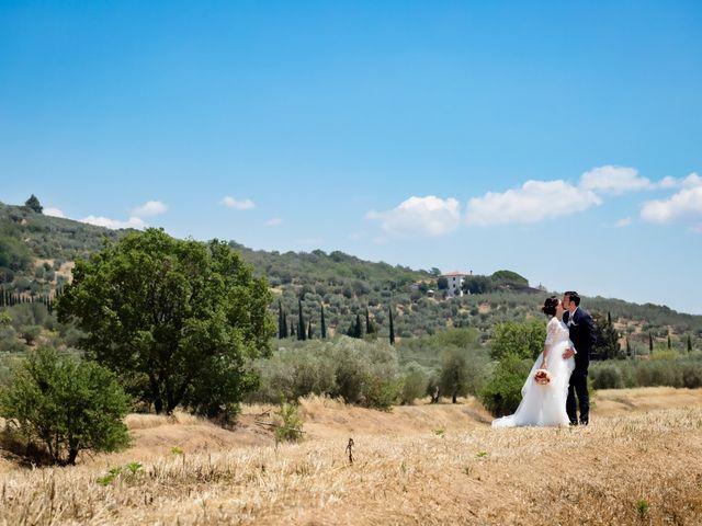 Il matrimonio di Luca e Chiara a Grosseto, Grosseto 31