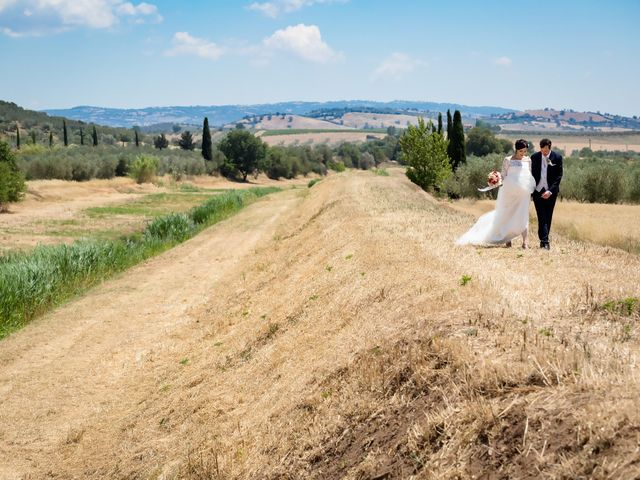 Il matrimonio di Luca e Chiara a Grosseto, Grosseto 32