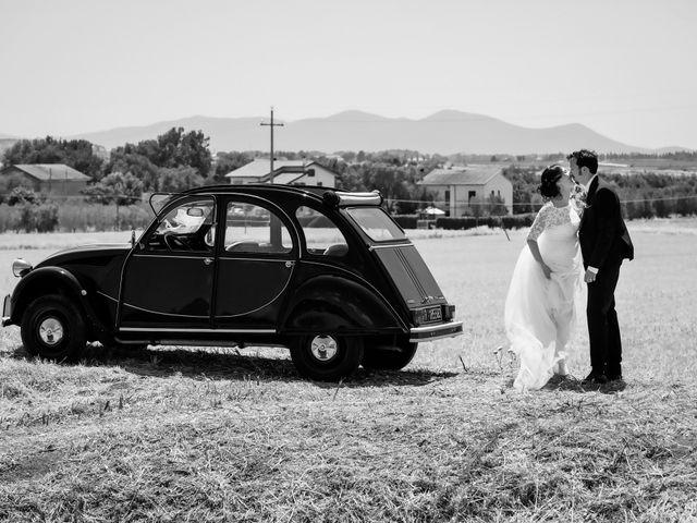 Il matrimonio di Luca e Chiara a Grosseto, Grosseto 33