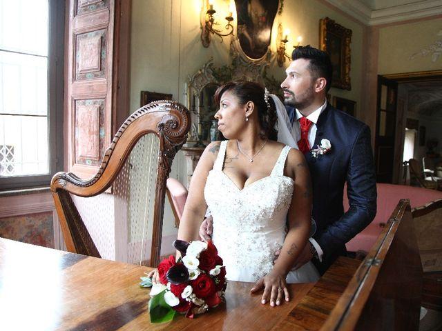 Il matrimonio di Andrea e Lucia a Cuveglio, Varese 13