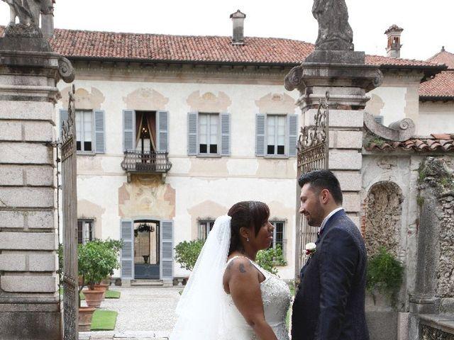 Il matrimonio di Andrea e Lucia a Cuveglio, Varese 14