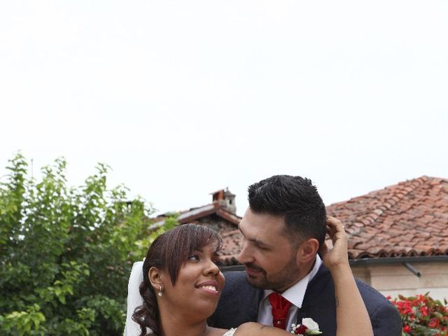 Il matrimonio di Andrea e Lucia a Cuveglio, Varese 15