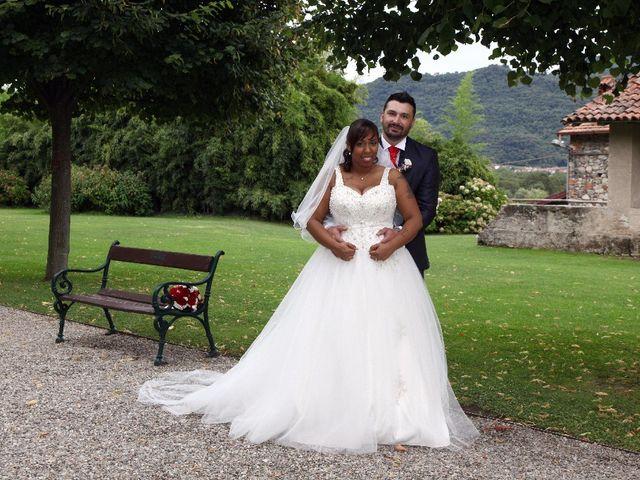Il matrimonio di Andrea e Lucia a Cuveglio, Varese 20