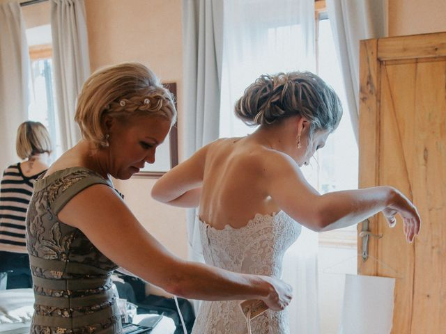 Il matrimonio di Matteo e Alexandra a Impruneta, Firenze 5