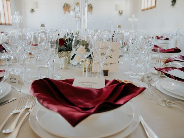 Il matrimonio di Matteo e Alexandra a Impruneta, Firenze 8