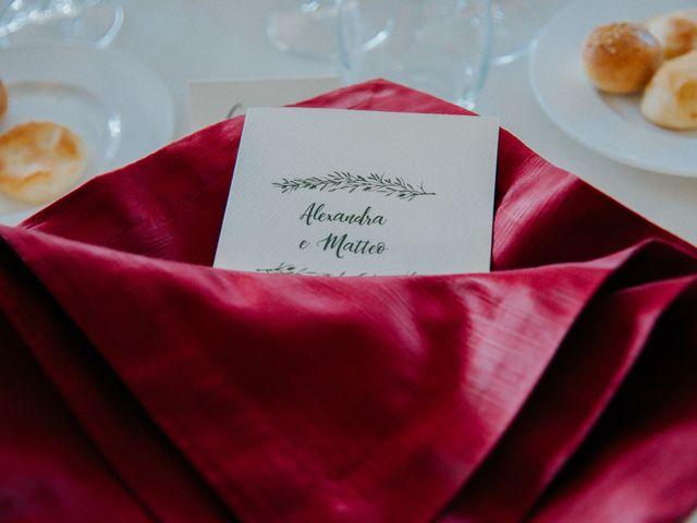 Il matrimonio di Matteo e Alexandra a Impruneta, Firenze 9
