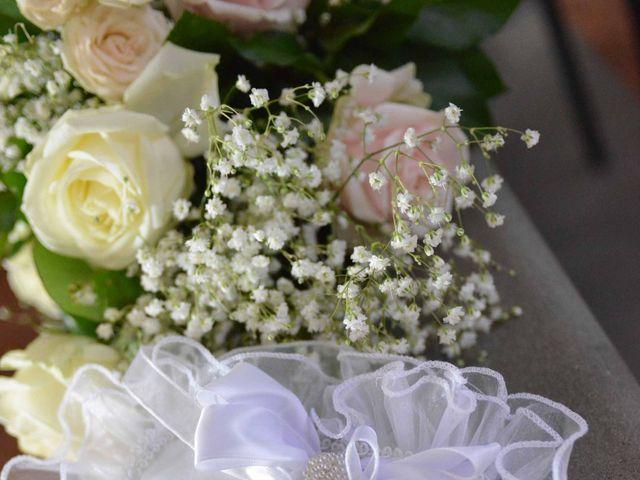Il matrimonio di Davide e Elma a Pieve a Nievole, Pistoia 4