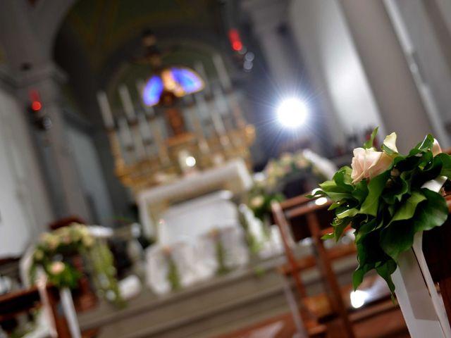 Il matrimonio di Davide e Elma a Pieve a Nievole, Pistoia 6