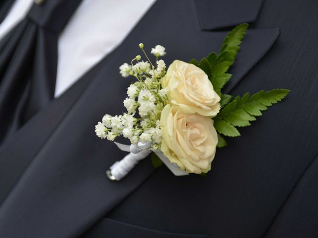 Il matrimonio di Davide e Elma a Pieve a Nievole, Pistoia 14