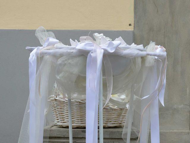 Il matrimonio di Davide e Elma a Pieve a Nievole, Pistoia 18